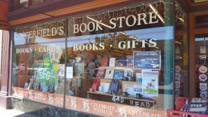 Copperfield's Books Sebastopol, CA
