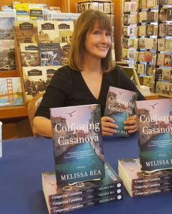 Melissa Rea Author Book Signing at Copperfield's